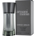 Mania Eau De Toilette Spray 1.7 oz for men by Giorgio Armani