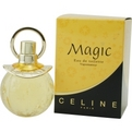 Magic Celine Eau De Toilette Spray 1.7 oz for women by Celine Dion