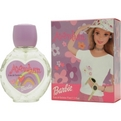 Barbie Aventura Eau De Toilette Spray 2.5 oz for women by Mattel