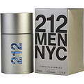 212 Edt Spray 1.7 oz for men by Carolina Herrera