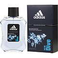 Adidas Ice Dive Eau De Toilette Spray 3.4 oz for men by Adidas