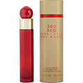 Perry Ellis 360 Red Eau De Parfum Spray 1.7 oz for women by Perry Ellis