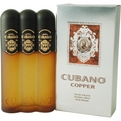 Cubano Copper Edt Spray 4 oz for men by Cubano