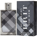 Burberry Brit Eau De Toilette Spray 3.4 oz for men by Burberry