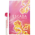 Escada Tropical Punch Eau De Toilette Vial On Card for women by Escada