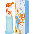 I Love Love Eau De Toilette Spray 1.7 oz for women by Moschino