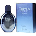 Obsession Night Edt Spray 4 oz for men by Calvin Klein