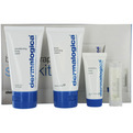 Dermalogica Body Therapy Kit: B/Wash  + B/Crm + B/Scrub + Lip Treatment---4pcs (Packaging May Vary) for women by Dermalogica