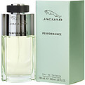 Jaguar Performance Eau De Toilette Spray 3.4 oz for men by Jaguar