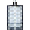Burberry Brit Edt Spray 3.4 oz *Tester for men by Burberry