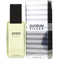 Quorum Silver Edt Spray 3.4 oz for men by Antonio Puig