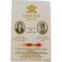 Creed Santal Eau De Parfum Vial On Card for men by Creed
