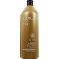 Redken All Soft Shampoo Softness For Dry Brittle Hair 33.8 oz for unisex by Redken