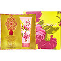 Betsey Johnson Eau De Parfum Spray 3.4 oz & Body Lotion 6.7 oz for women by Betsey Johnson