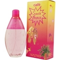Cafe South Beach Edt Spray 3 oz for women by Cofinluxe