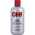 Chi Infra Shampoo Moisture Therapy 12 oz for unisex by Chi