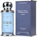 Thallium Eau De Toilette Spray 3.3 oz for men by Jacques Evard