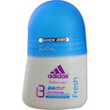 Adidas Fresh Anti-Perspirant Roll-On Deodorant 1.7 oz for women by Adidas
