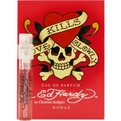 Ed Hardy Eau De Parfum Spray Vial On Card for women by Christian Audigier