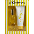 Giorgio Eau De Toilette Spray 3 oz & Body Lotion 6.8 oz for women by Giorgio Beverly Hills