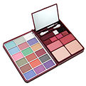 Cameleon Makeup Kit G0139-2 : 18x Eyeshadow, 2x Blusher, 2x Pressed Powder, 4x Lipgloss --- for women by Cameleon