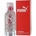 Puma Red Eau De Toilette Spray 1.7 oz for women by Puma
