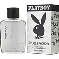 Playboy Hollywood Edt Spray 3.3 oz for men by Playboy