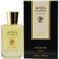 Acqua Classica Borsari Eau De Cologne Spray 3.38 oz for unisex by Borsari