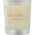 L'Air Du Temps Candle 2.6 oz for women by Nina Ricci