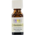Essential Oils Aura Cacia Eucalyptus-Essential Oil .5 oz for unisex by Aura Cacia