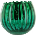 Fluted Mercury Bowl