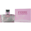 Ferre Rose Princess Eau De Toilette Spray 1.7 oz for women by Gianfranco Ferre
