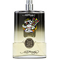 Ed Hardy Born Wild Eau De Toilette Spray 3.4 oz *Tester for men by Christian Audigier
