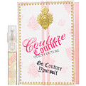 Couture Couture By Juicy Couture Eau De Parfum Spray Vial On Card for women by Juicy Couture