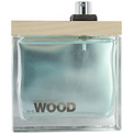 She Wood Crystal Creek Wood Eau De Parfum Spray 3.4 oz *Tester for women by Dsquared2