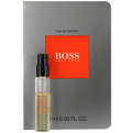 Boss In Motion Eau De Toilette Spray Vial On Card for men by Hugo Boss