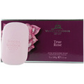 Woods Of Windsor True Rose Soap 3 X 3.5 oz for women by Woods Of Windsor
