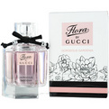 Gucci Flora Gorgeous Gardenia Eau De Toilette Spray 1.7 oz for women by Gucci