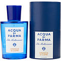Acqua Di Parma Blue Mediterraneo Arancia Di Capri Eau De Toilette Spray 5 oz for men by Acqua Di Parma