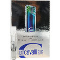 Just Cavalli Blue Edt Vial for men by Roberto Cavalli