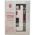 Swiss Army Snowflower Eau De Toilette Spray 1 oz for women by Victorinox