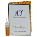 Alien Essence Absolue Eau De Parfum Intense Vial On Card for women by Thierry Mugler