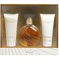 Creation Eau De Toilette Spray 3.3 oz (New Packaging) & Body Milk 3.3 oz & Shower Gel 3.3 oz for women by Ted Lapidus