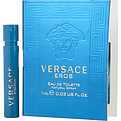 Versace Eros Edt Spray Vial Mini for men by Gianni Versace