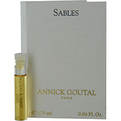 Sables Edt Vial On Card (New Packaging) for men by Annick Goutal