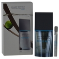 L'Eau d'Issey Pour Homme Sport Eau De Toilette Spray 3.4 oz & Free Eau De Toilette Spray .33 oz Mini (Travel Offer) for men by Issey Miyake