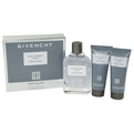 Gentlemen Only Eau De Toilette Spray 3.3 oz & Free Aftershave Balm 2.5 oz & Hair And Shower Gel 2.5 oz (Travel Offer) for men by Givenchy