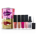 Nars Andy Warhol Kiss Larger Than Life Lip Gloss Set (5x Mini Lip Gloss) --5pcs for women by Nars