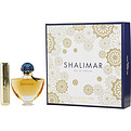 Shalimar Eau De Parfum Spray 1.7 oz & Maxi Lash Mascara 01 Noir .28 oz for women by Guerlain