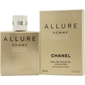 ALLURE EDITION BLANCHE Cologne ar Chanel